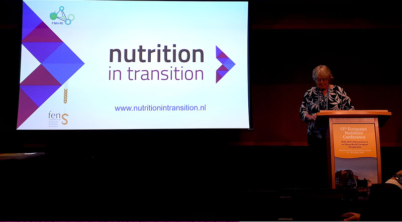 Nutrition in Transition FENS2019 Workshop Edith Feskens